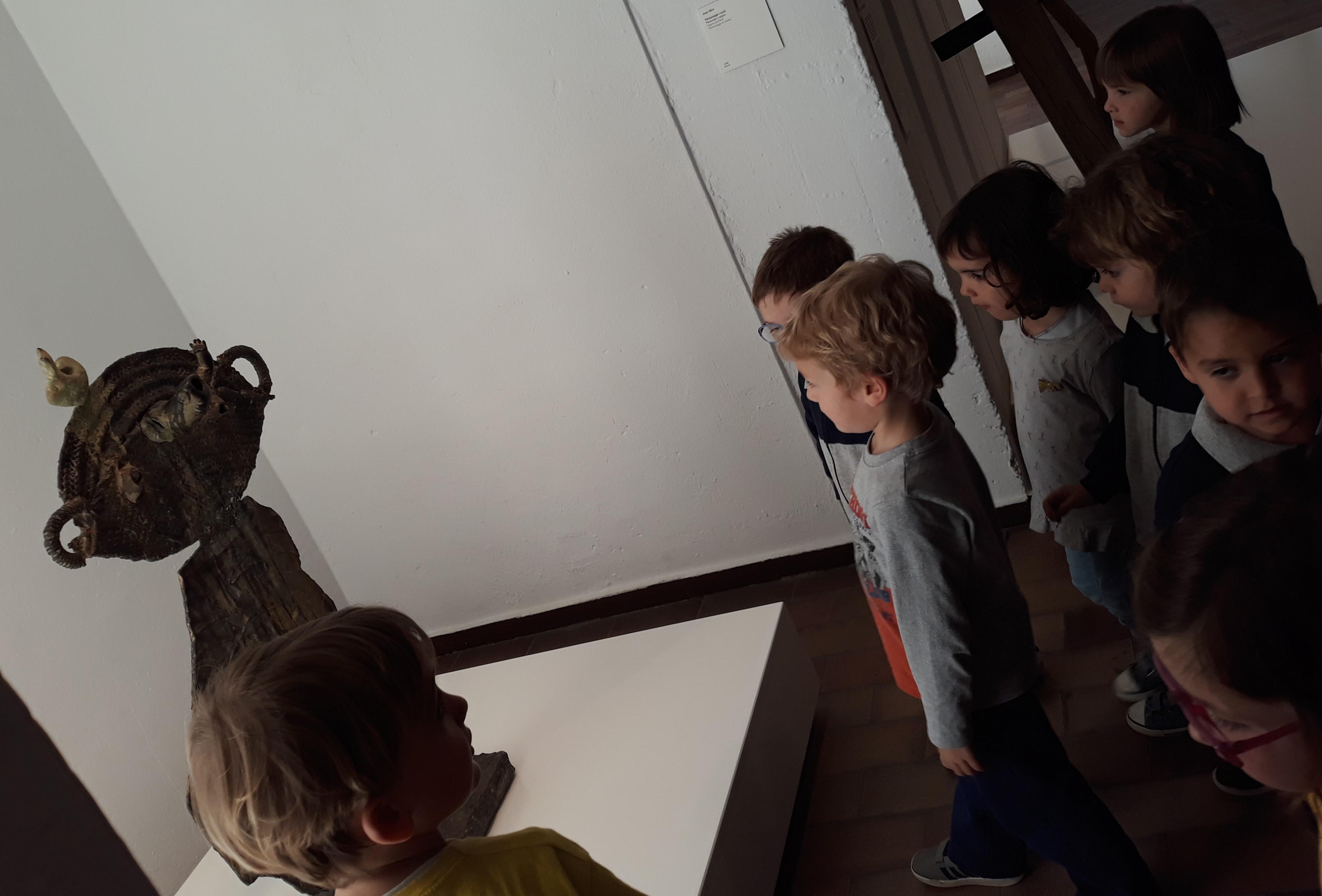 P3 a la Fundació Miró
