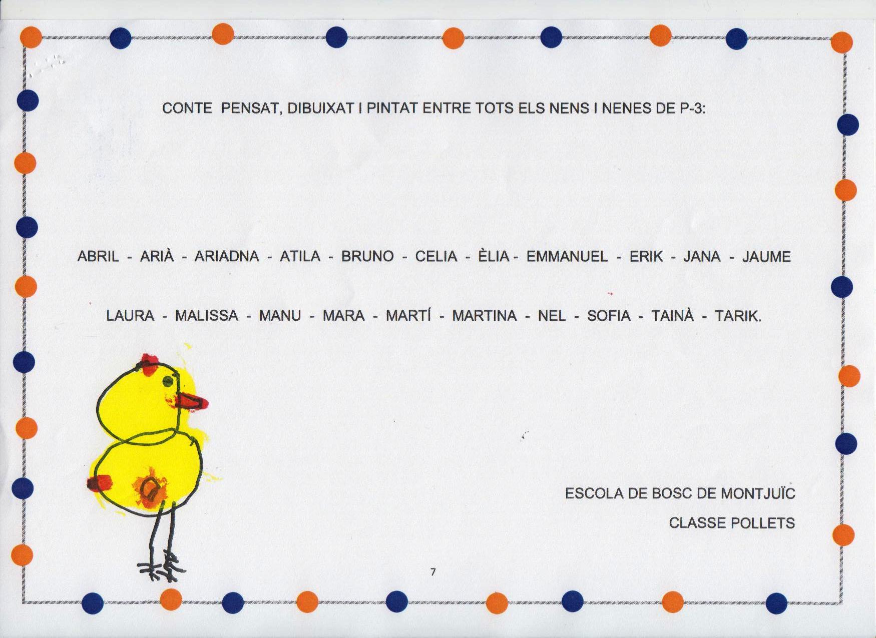 EL POLLET 7