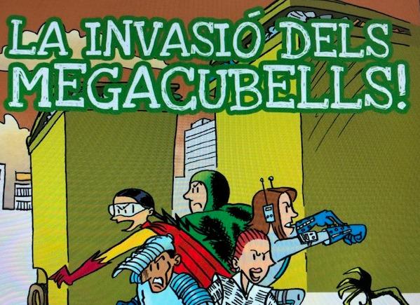 La invasió dels Megacubells