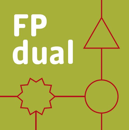 Logotip de Dual