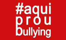 #aquiproubullying