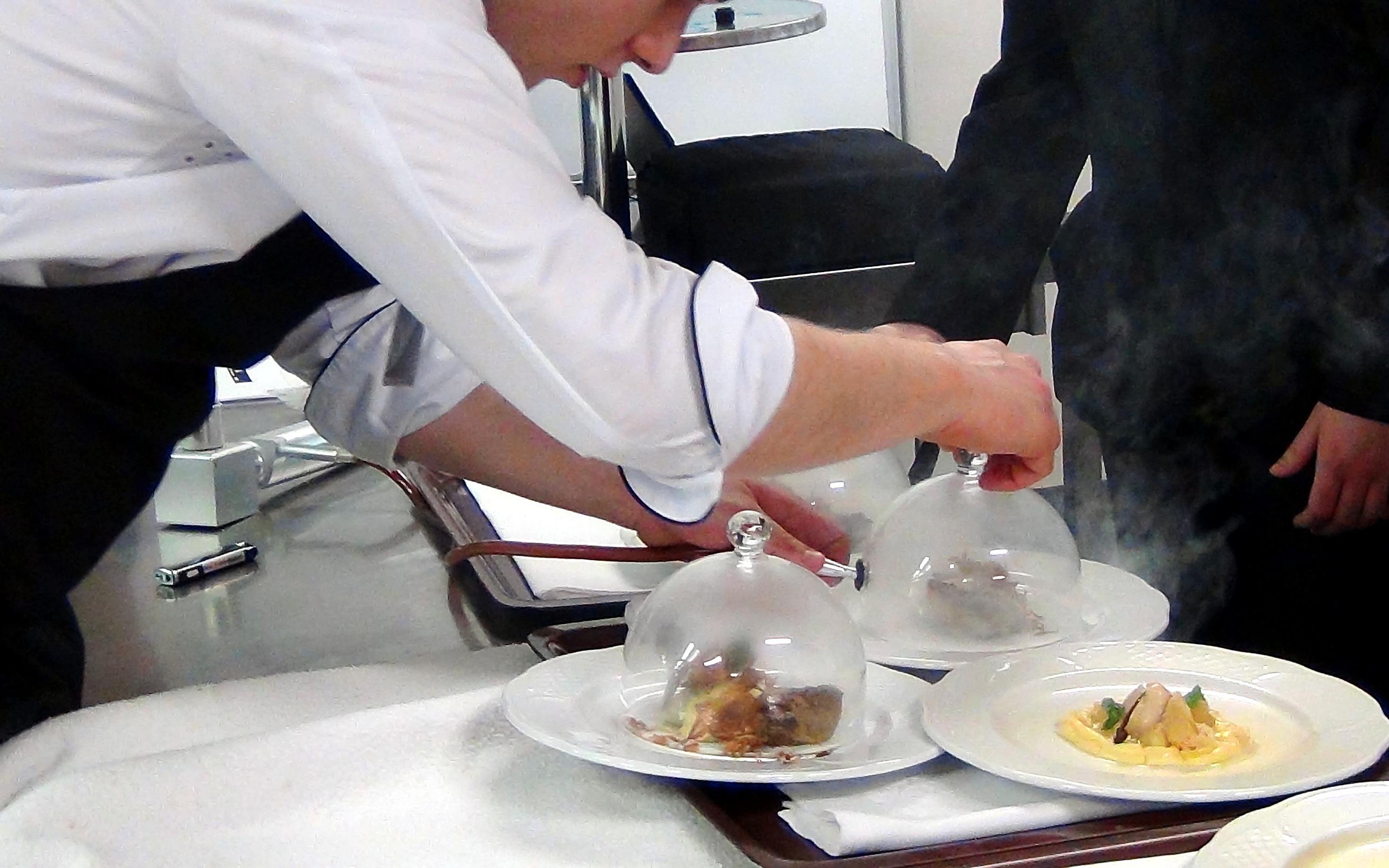 Elaboracions de cuina i gastronomia