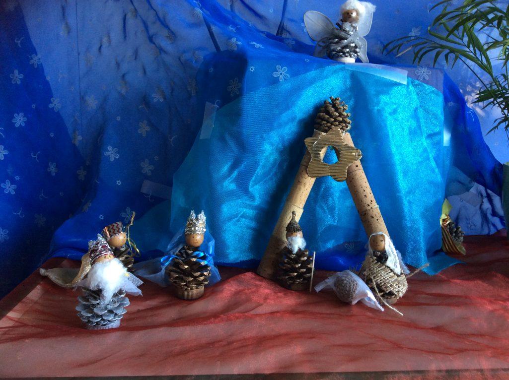 Guanyadors decoració nadalenca 1r ESO