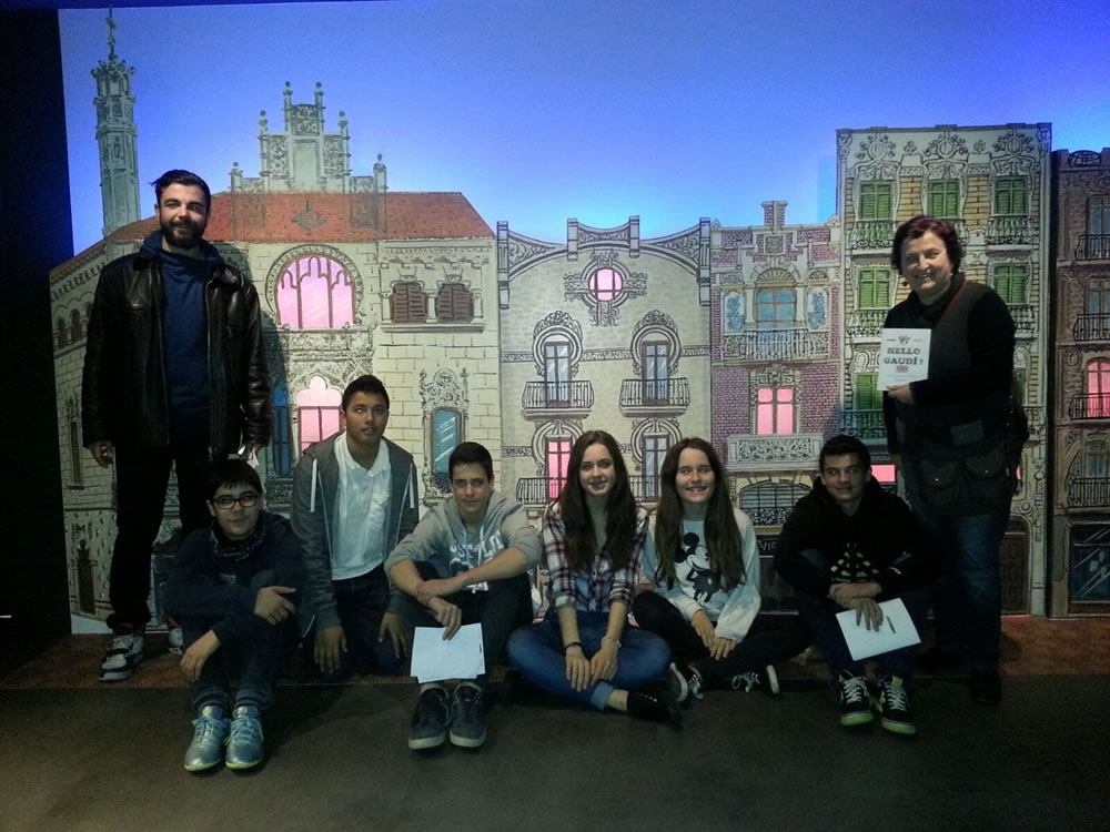 Discovering Gaudi at Gaudi's Center