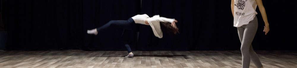 Dansa a l'Institut Maragall