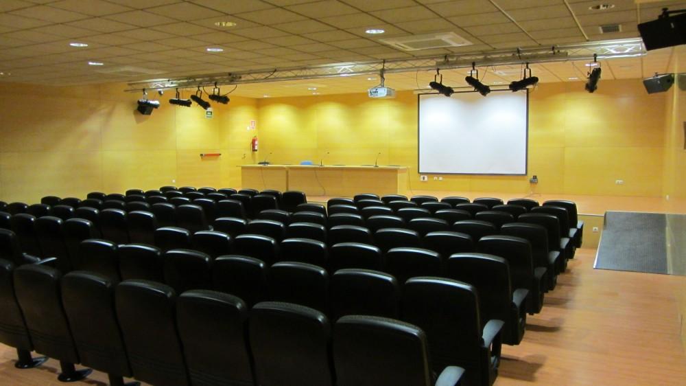 La sala d'actes
