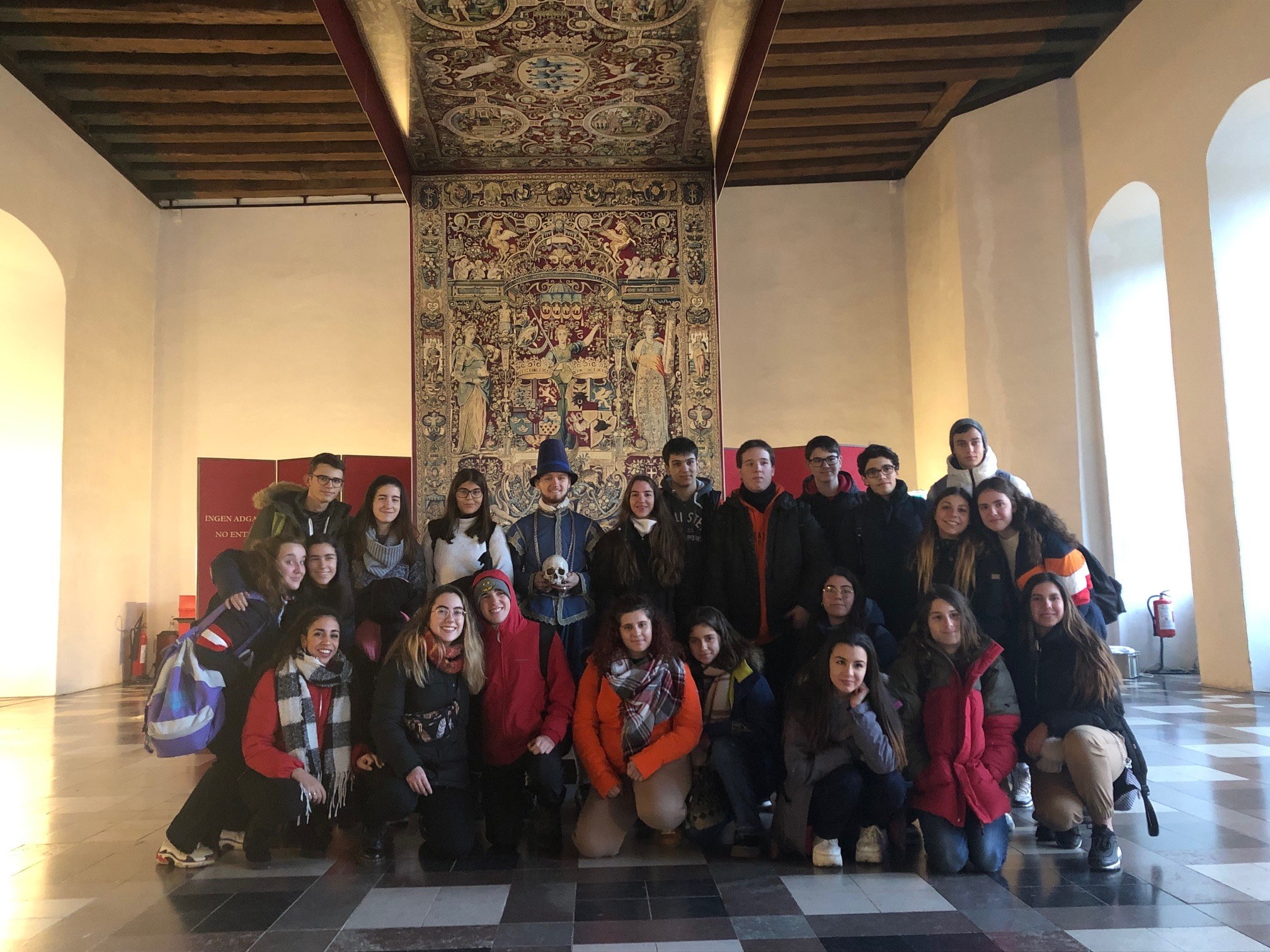 Kronborg Guided visit
