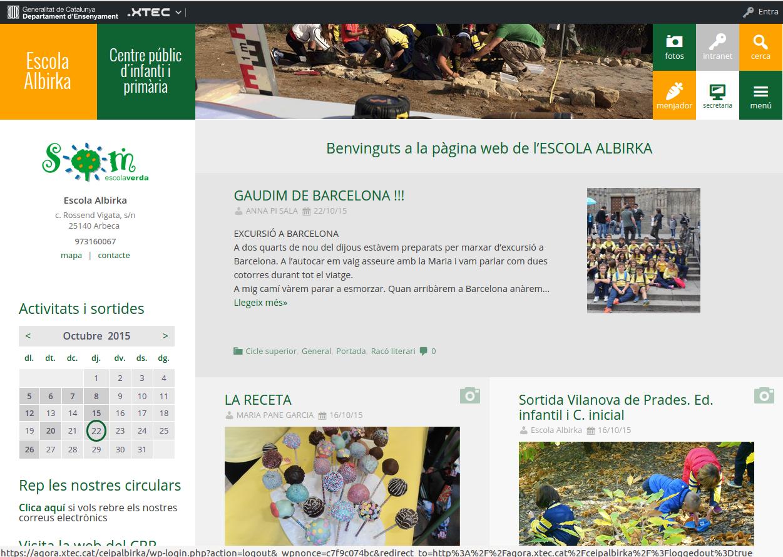 Escola Albirka (Arbeca)