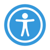 Icona home de Vitrubi (accessibilitat)