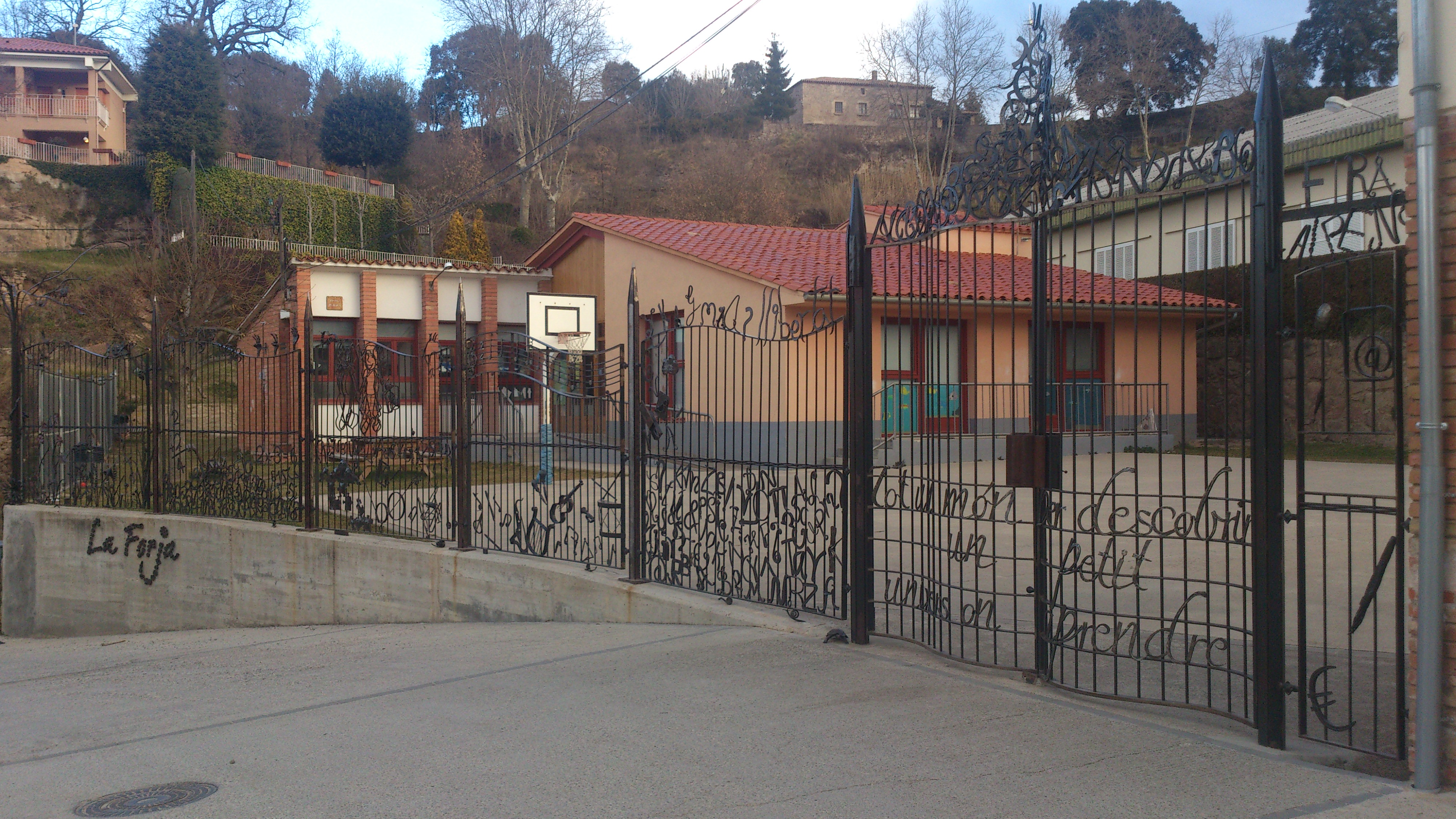 Escola La Forja d'Alpens