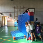 Cooperative challenges in PE