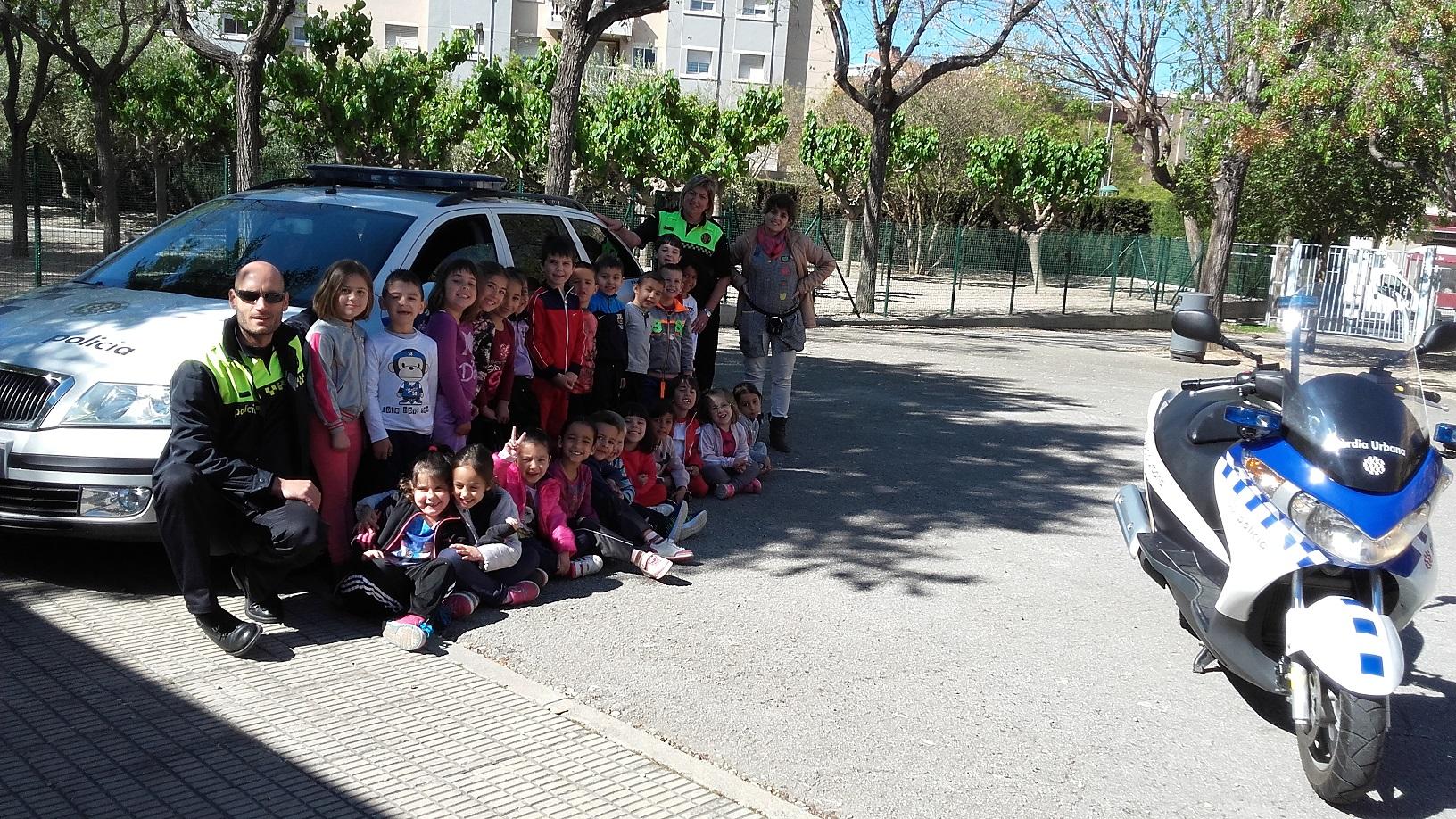 Guàrdia urbana a P5B (2)