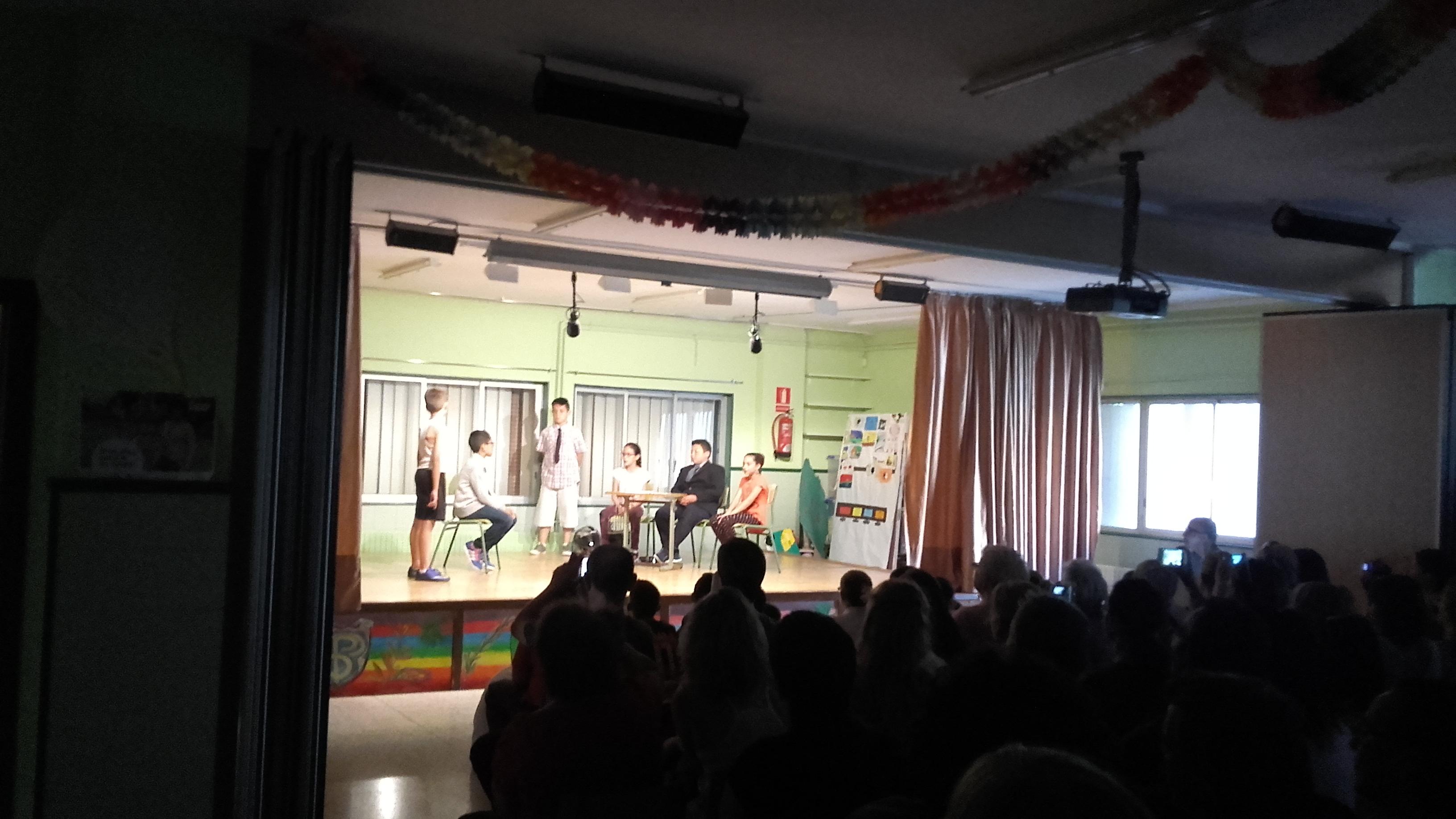 Esquetxos teatrals sobre Billy Elliot (11)