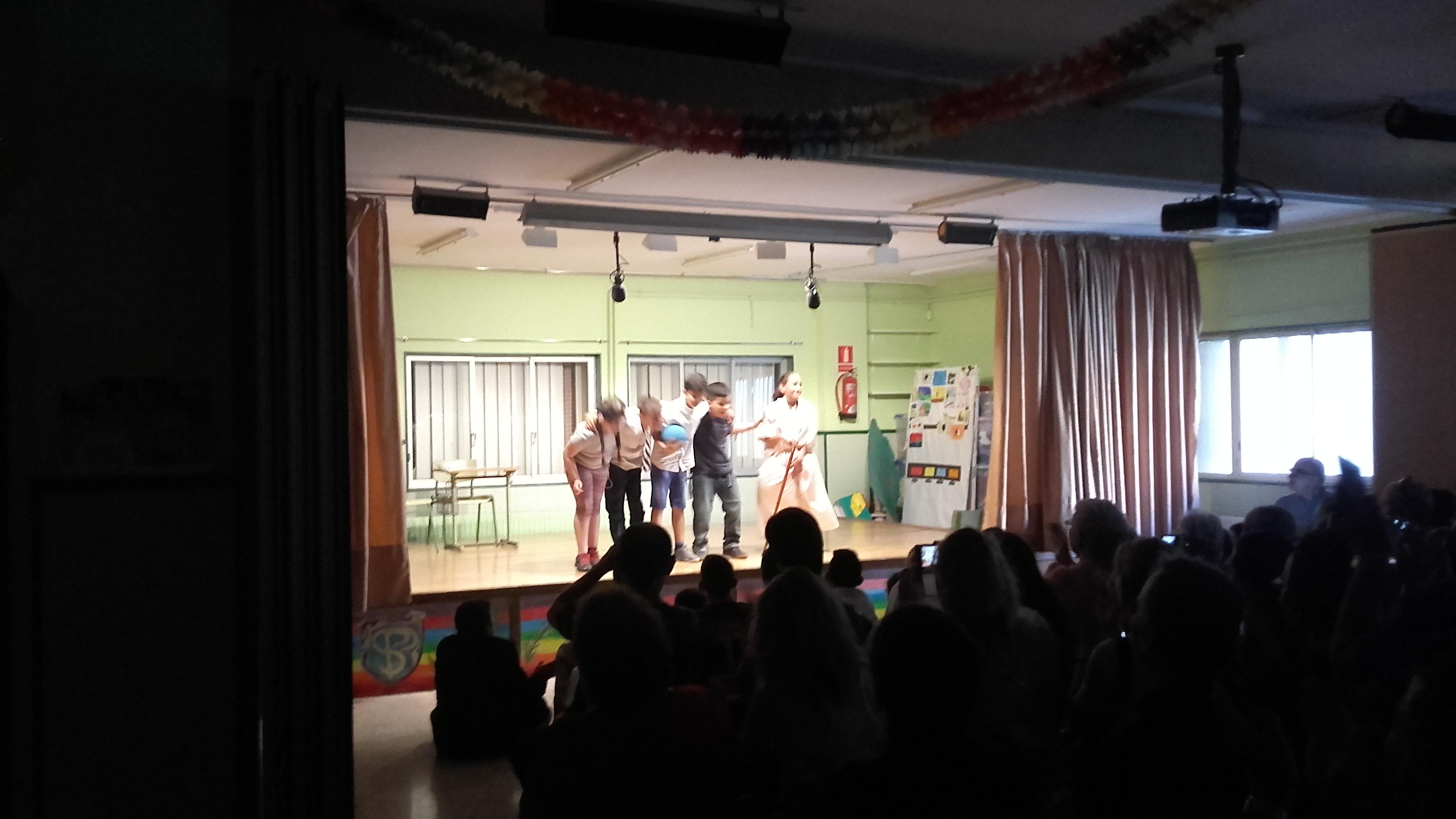 Esquetxos teatrals sobre Billy Elliot (12)