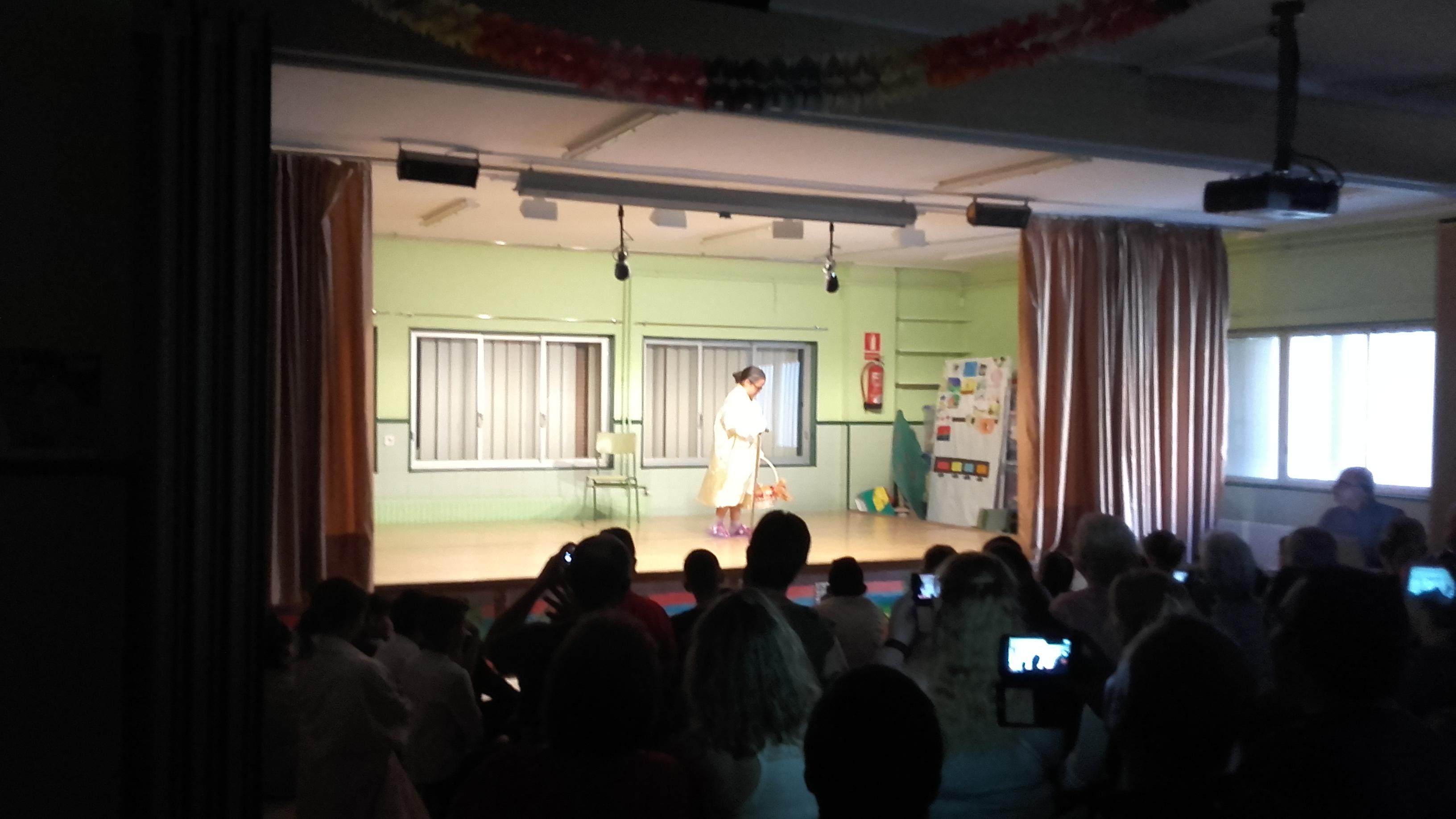 Esquetxos teatrals sobre Billy Elliot (16)