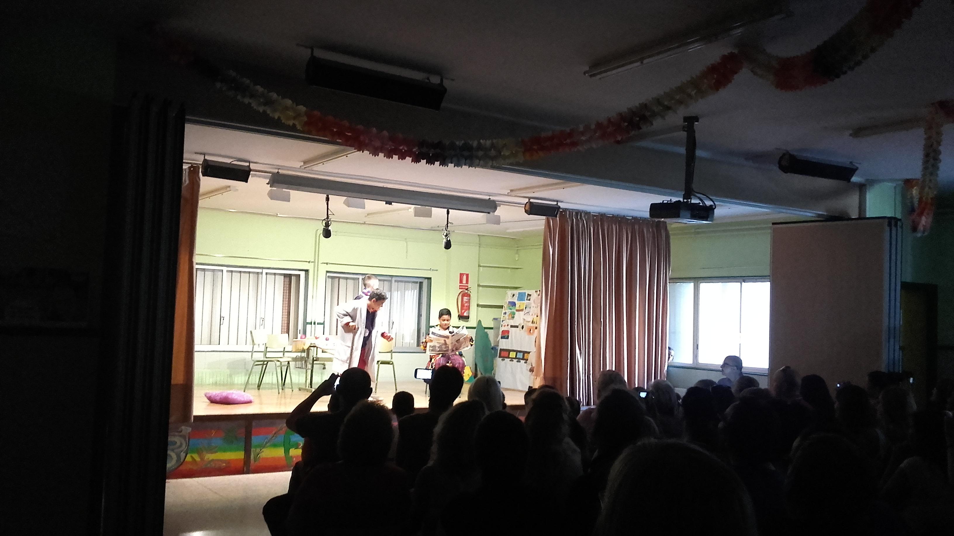 Esquetxos teatrals sobre Billy Elliot (2)