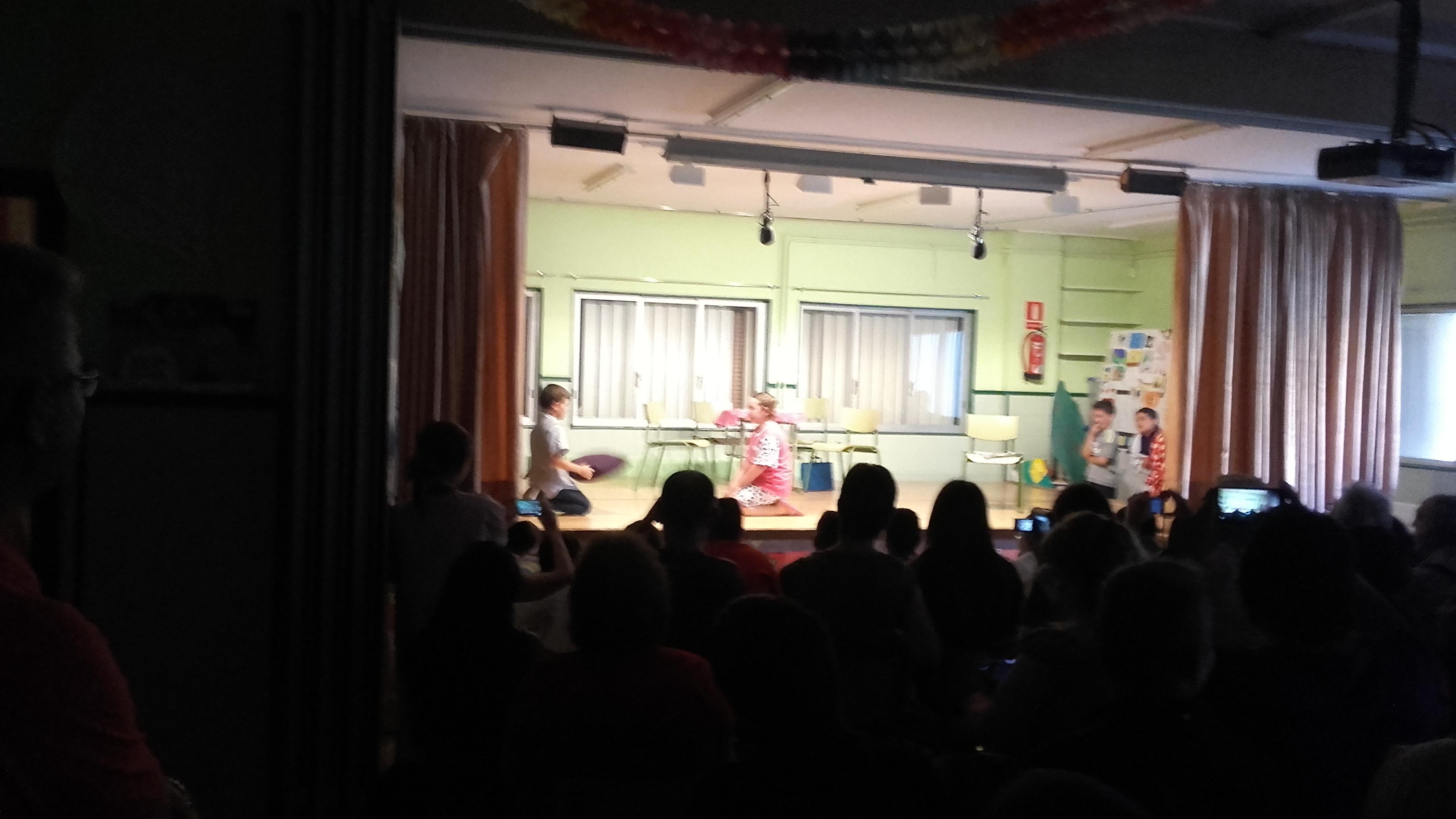 Esquetxos teatrals sobre Billy Elliot (20)