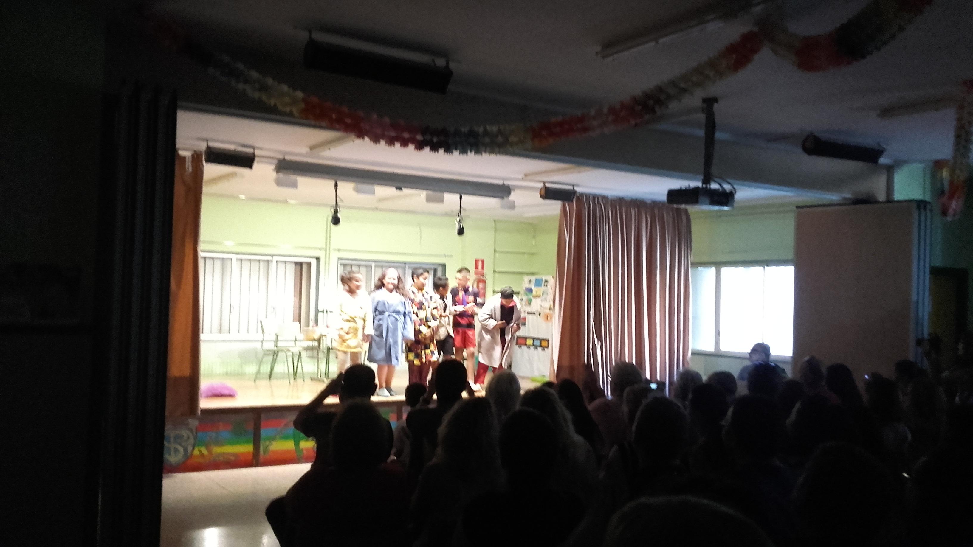 Esquetxos teatrals sobre Billy Elliot (5)