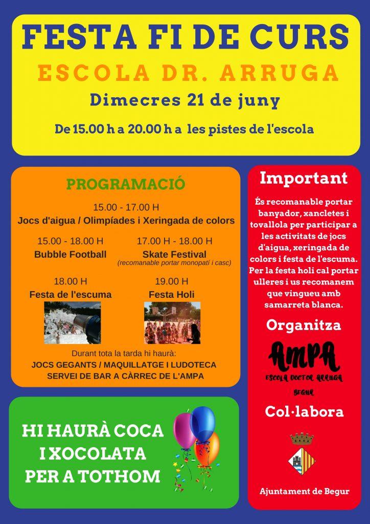 FESTA DE L'ESCOLA 2017