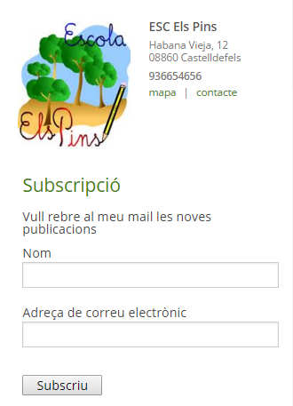 subscripcio web