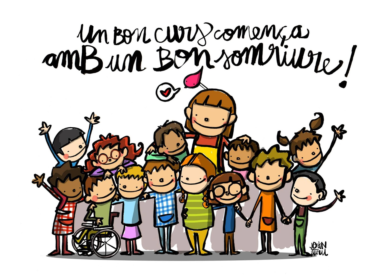 Image result for un bon curs comença