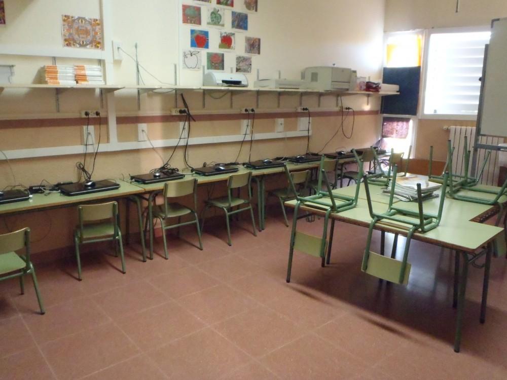 Aula d'informàtica P4 - 2n