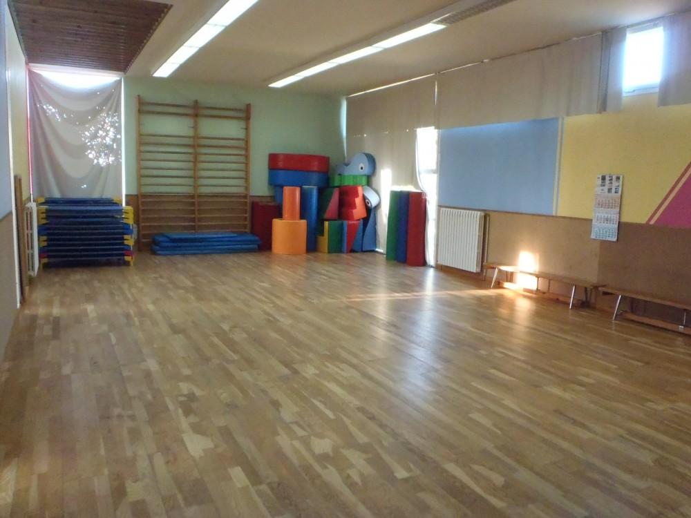 Sala de psicomotricitat