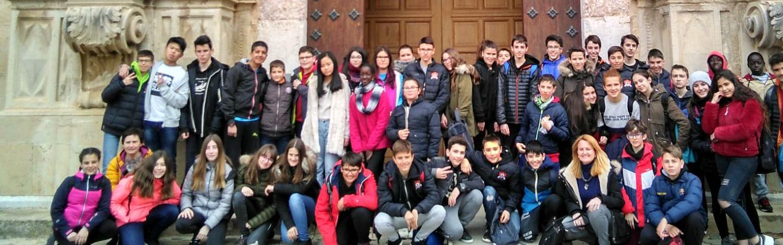 Montblanc i Poblet - 2ESO