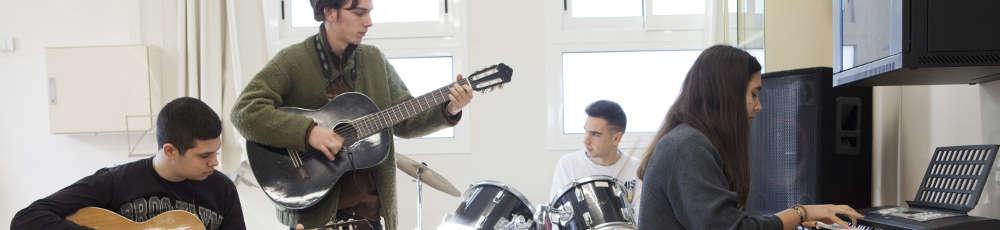 Música a l'Institut Maragall