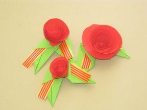 Roses per la residencia