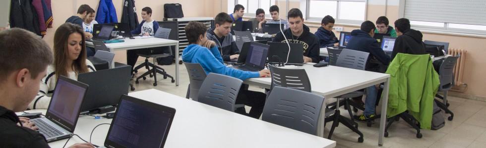 Classe d'Informàtica
