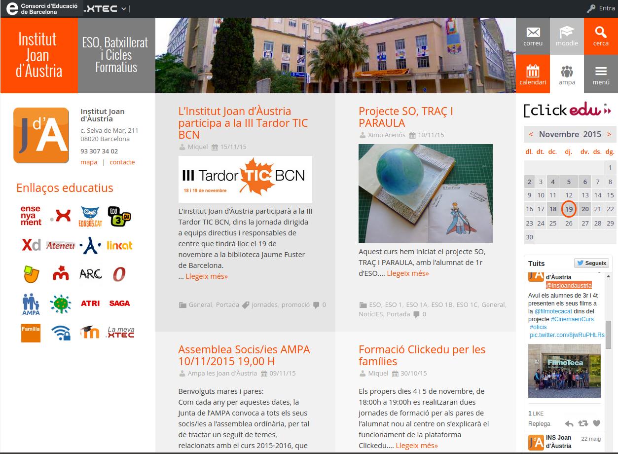 Institut Joan d'Àustria (Barcelona)